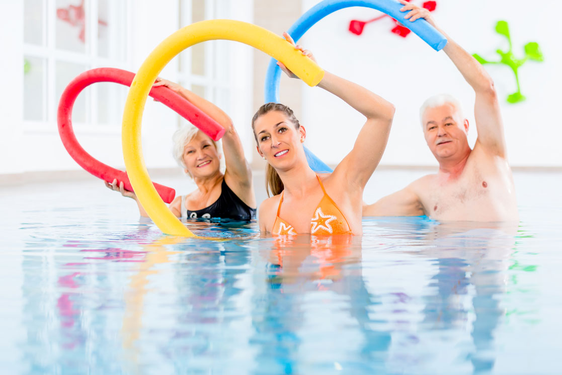 Kurs Aquafitness Senioren