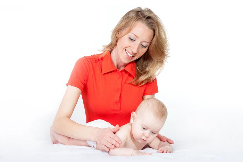 Kurs Babymassage