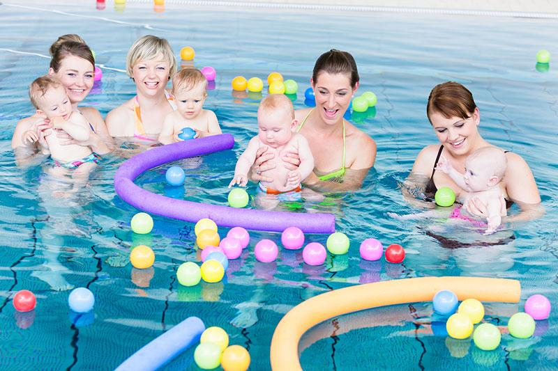 Kurs Babyschwimmen