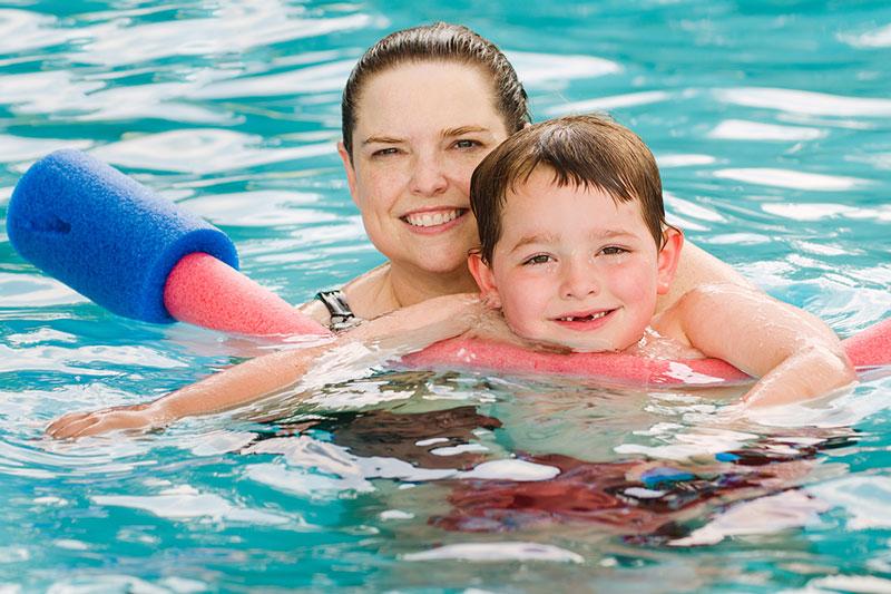Kurs Eltern Kind Schwimmen